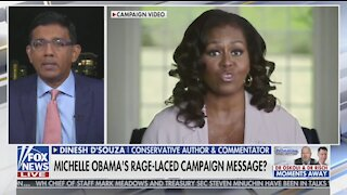 """Michelle Obama Calls Trump """"Racist"""" in Sneaky Tactic to Cover for """"Protesters"""""""