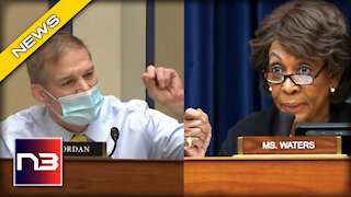 WATCH Maxine Waters LOSE IT after Dr. Fauci Gets GRILLED by Jim Jordan during House Hearing