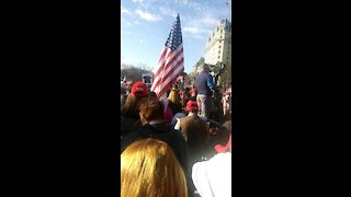 General Flynn Speaks at MAGA Rally in Washington D.C. 12/12/2020