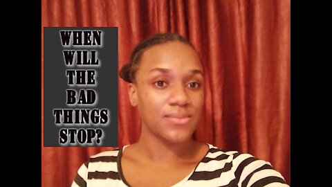 Why does God allow bad things happen in your life?