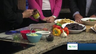 Shape Your Future Healthy Kitchen: Several Layer Dip