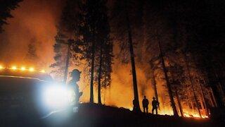 Climate Change Is Driving A Fierce 2021 Wildfire Season