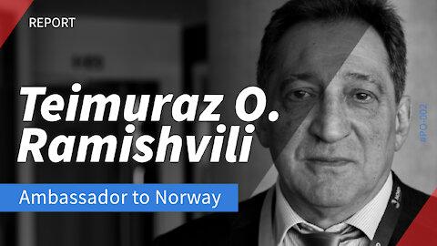 Report: Приветствие посла РФ в Норвегии T. O. Ramischwili