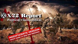 X-22 Report vom 2.12.2020 - Barr bringt Durham in Stellung - Episode 2343b