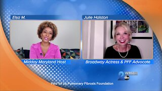 Julie Halston - Pulmonary Fibrosis Awareness