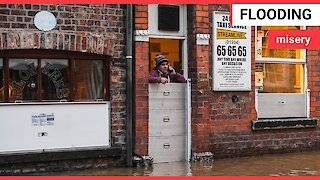 Further flooding misery for York