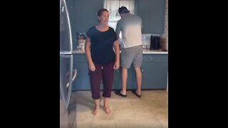 Hilarious mother and son pranks