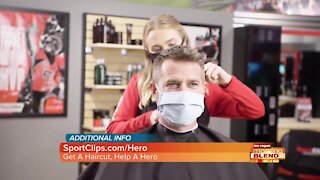 Get A Haircut And Help A Hero