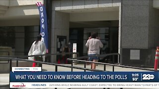 Officials speak about what voters need to know about the recall