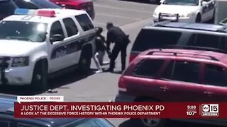 Phoenix Police Department made headlines before Justice Department investigation