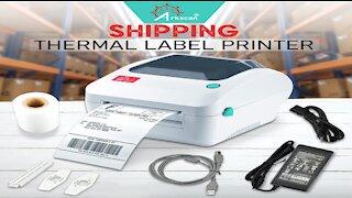 Arkscan 2054A Label Printer Full Review