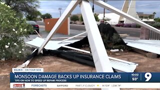 Tips on how to expedite your monsoon damage claim