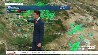 23ABC Evening weather update October 25, 2021