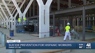 Hispanic construction leaders stress importance of mental health