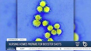Senior care facilities prepare to rollout covid booster shots