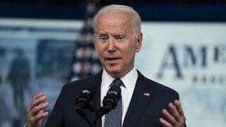 President Biden To Survey Hurricane Damage In Louisiana