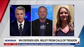 Jenna Ellis: Milley Should Be Court-Martialed If He Doesn't Resign