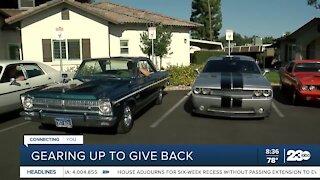 Mopars of Bakersfield Car Club donates to Ronald McDonald House