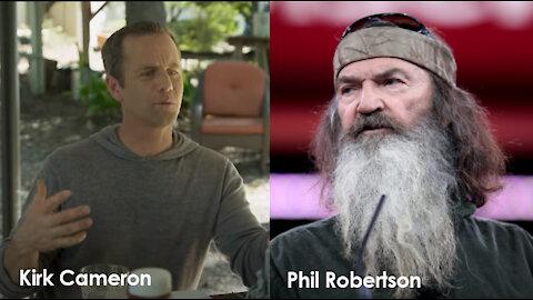Small is the New Big! Phil Robertson, Kirk Cameron, Simon Sineck   The Greg Lancaster Show