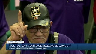 Reparations hearing for Tulsa Race Massacre survivors set for Tuesday morning
