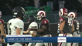 Friday Night Tailgate: Owasso hosts Mustang in our Game of the Week