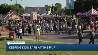 Keeping Kids Safe at the Fair