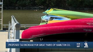 Proposed tax increase would support Great Parks of Hamilton County