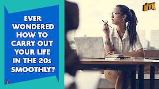What Are Some Mistakes That You Should Avoid In Your 20s? :) :)