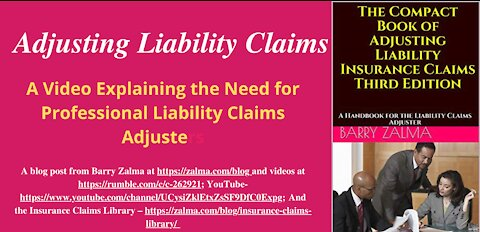 Adjusting Liability Claims