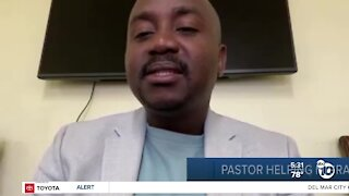 San Diego pastor headed to Texas to deal with Haitian migrant crisis