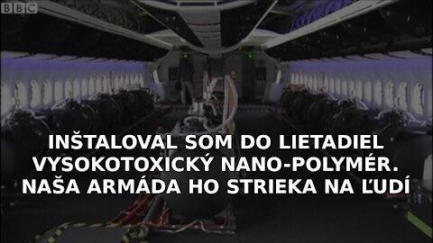 Nemecký letecký inžinier - Naša armáda spôsobila pandémiu