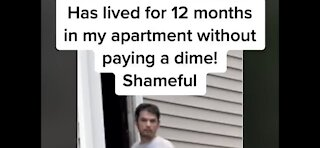 Unemployed Deadbeat Tenant hasn't paid rent in a year despite receiving Govt Benefits