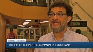 The faces behind the Community Food Bank