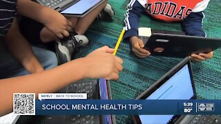 Johns Hopkins Psychology Director gives mental health warning signs as kids head back to school
