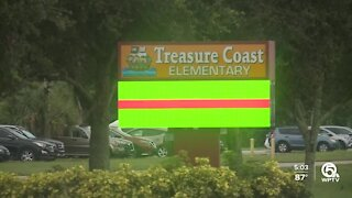 Second Indian River County school closes because of COVID-19