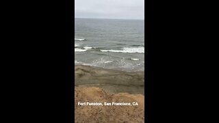 San Francisco California beach