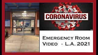 Covid-19 E.R. Surge Video 2021