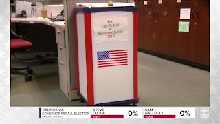 Kern Democratic party reacts to projected election results
