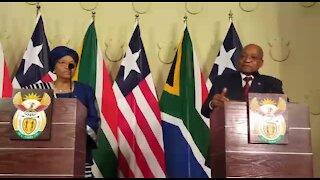 Zuma salutes women leadership in Africa (hDx)