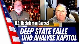 Deep State in der Falle? Analyse von Robert David Steele, Simon Parkes and Charlie Ward