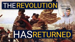 "Professor TOTO LIVE 7/21/21 ""The Revolution Has Returned"""