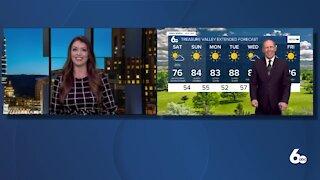 Scott Dorval's Idaho News 6 Forecast - Friday 8/20/21