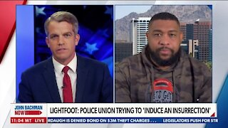 Brandon Tatum: Police Need to Stick Together Against Vax Mandate