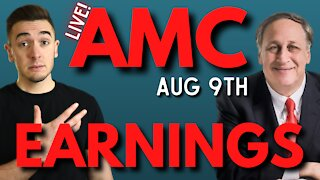 AMC Q2 Earnings Call || TO THE MOON 🚀🚀🚀