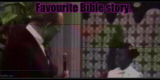 """Favourite Bible Story, """"When Jesus Made The Water Into Wine."""""""