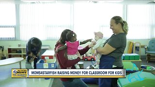 Moms4Starfish raising money for classroom for kids