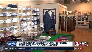 Omaha businesses prepare for long term impacts of coronavirus
