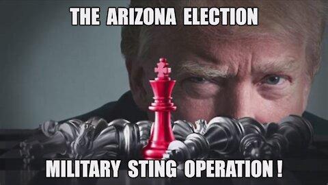 AZ Audit Reveals 667 Different Versions of Ballots! Military Election Sting! Light Kills The Virus!