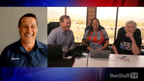 Ursula Williams LIVE on GunStuff TV