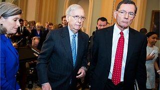 Mitch McConnell Urging Coronavirus Bill Be Passed